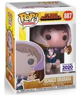 Funko POP! My Hero Academia n°887 Ochaco Uraraka (Funimation Exclusive)