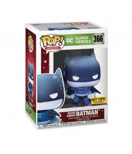 Funko POP! DC Comics n°366 Silent Night Batman (Hot Topic Exclusive)