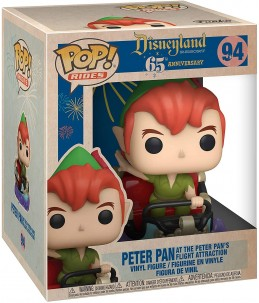 Funko POP! Disney 65th n°94 Peter Pan at the Peter Pan's Flight Attraction