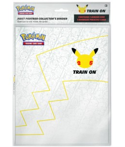 [FR] Pokémon 25th First Partner Collector's Binder