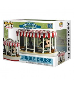 Préco 30/08/21 Funko POP! Disney n°103 Jungle Cruise - Mickey w/Boat