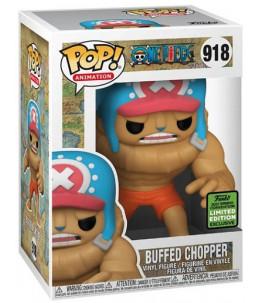 Funko POP! One Piece n°918 Buffed Chopper (2021 Spring Con. Exclusive)