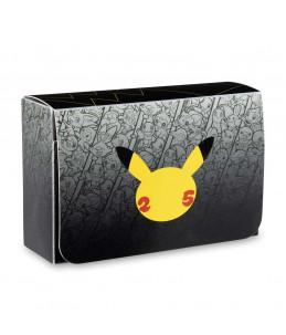 ULTRA PRO Pokémon Double Deck Box - 25th Celebration