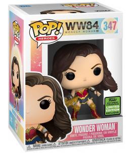 Funko POP! WW84 n°347 Wonder Woman (2021 Spring Con. Exclusive)