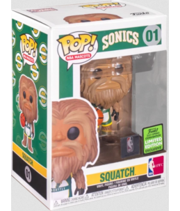 Funko POP! NBA Sonics n°01 Squatch (2021 Spring Con. Exclusive)