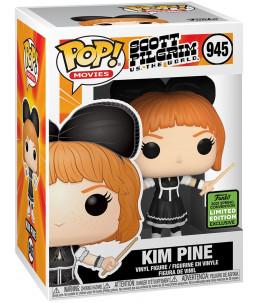Funko POP! Scott Pilgrim VS. The World n°945 Kim Pine (2021 Spring Con. Exclusive)
