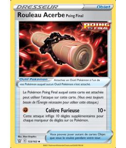 [FR] Pokémon Carte EB05 133/163 Rouleau Acerbe Poing Final