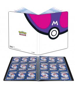 "ULTRA PRO Pokémon 1x Portfolio ""Master Ball"" A4"