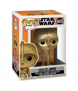 Expedition  le 10/04/21 Funko POP! Star Wars n°423 C-3PO