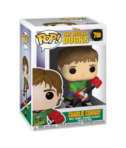 Préco 30/08/21 Funko POP! Disney n°788 The Mighty - Charlie Conway