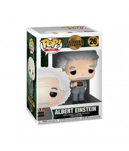 Preco 30/09/21Funko POP! World History n°26 Albert Einstein