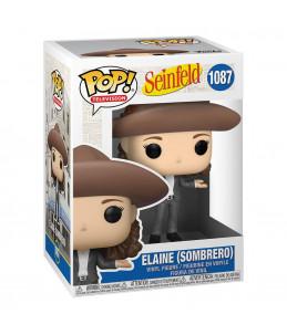Preco 30/09/21 Funko POP! Seinfeld n°1087 Elaine (Sombrero)