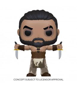 Preco 31/12/21 Funko POP! Game Of Thrones n°XXX Drogo w/Daggers
