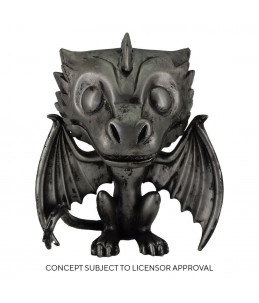 Preco 31/12/21 Funko POP! Game Of Thrones n°XXX Drogon (Iron)