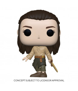 Preco 31/12/21 Funko POP! Game Of Thrones n°XXX Arya Training