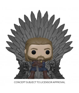 Preco 31/12/21 Funko POP! Game Of Thrones n°XXX Ned Stark On Throne