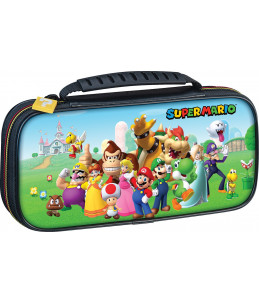 "[SWITCH] Malette officielle de transport pour console Switch ""Mario & Friends"""