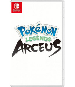 "[SWITCH] JEU ""Pokémon Legends Arceus"""