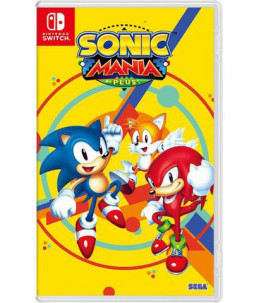 "[SWITCH] JEU ""Sonic Mania Plus"""
