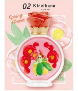 "Re-Ment Pokémon ""Seasonal Flowers"" n°02 Bellossom"