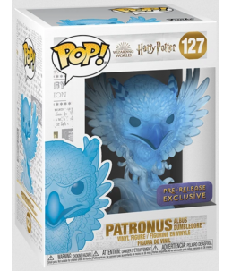 Funko POP! Harry Potter n°127 Patronus Albus Dumbledore (Prerelease Exclusive)