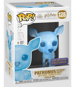 Funko POP! Harry Potter n°128 Patronus Severus Snape (Prerelease Exclusive)
