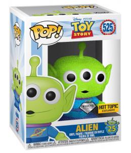 Funko POP! Toy Story n°525 Alien (Diamond Hot Topic Exclusive)