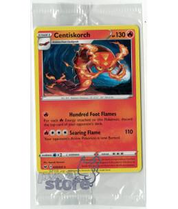 [EN] Pokémon Carte EB01 039/202 Centiskorch (Scolocendre) (GameStop Exclusive) BOOSTER SCELLE