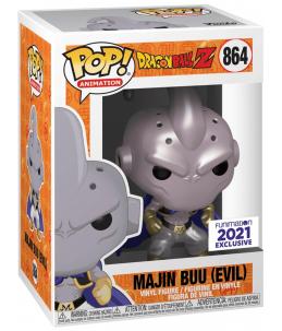Funko POP! Dragon Ball n°864 Majin Buu (Evil) (Metal Chrome Funimation Exclusive)