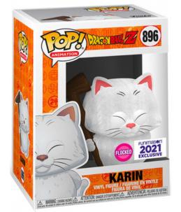Funko POP! Dragon Ball n°896 Karin (Flocked Funimation Exclusive)