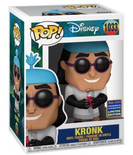 Funko POP! Kuzco n°1033 Kronk (2021 Wondrous Con. Exclusive)