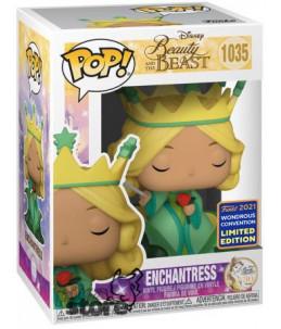 Funko POP! La Belle et La Bête n°1035 Enchantress (2021 Wondrous Con. Exclusive)