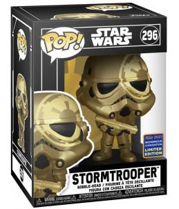 Funko POP! Star Wars n°296 Stormtrooper (2021 Wondrous Con. Exclusive)