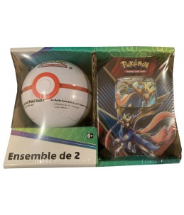 [FR] Pokémon Pokébox Zacian + Honor Ball Tin PACK EXCLUSIF