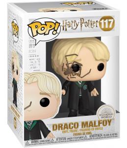 Funko POP! Harry Potter n°117 Draco Malfoy w/Whip Spider