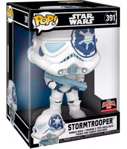 """Funko POP! Star Wars n°391 Stormtrooper 10"""" (Target Exclusive)"""