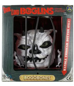 Les Boglins - Dark Lord Bog O'Bones GITD (1ère Edition)