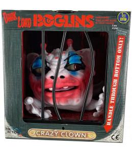 Les Boglins - Dark Lord Crazy Clown GITD (1ère Edition)