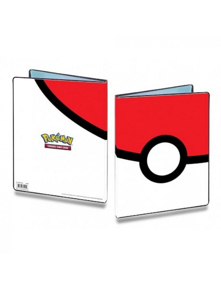 """ULTRA PRO Pokémon 1x Portfolio """"PokéBall"""" A4"""