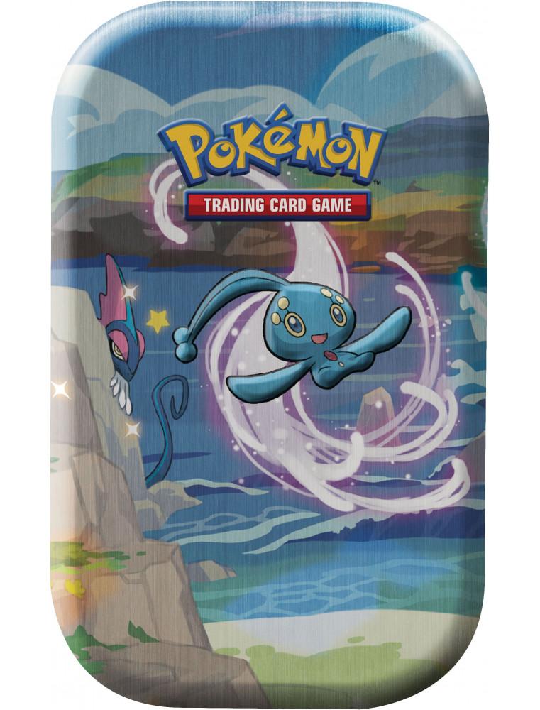 """PRECO 24/03/21 [FR] Pokémon Mini Tin """"EB04.5 Destinées Radieuses"""" Manaphy"""