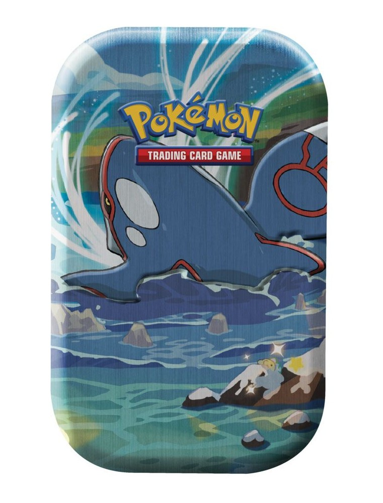 """PRECO 24/03/21 [FR] Pokémon Mini Tin """"EB04.5 Destinées Radieuses"""" Kyogre"""