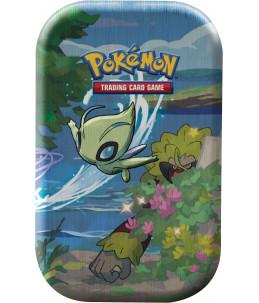 """PRECO 24/03/21 [FR] Pokémon Mini Tin """"EB04.5 Destinées Radieuses"""" Celebi"""