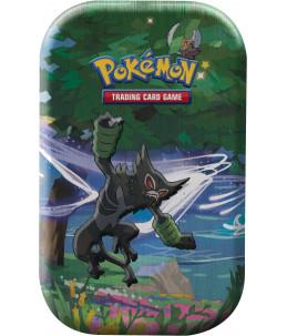 """PRECO 24/03/21 [FR] Pokémon Mini Tin """"EB04.5 Destinées Radieuses"""" Zarude"""
