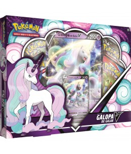 [FR] Pokémon Coffret Galopa de Galar V