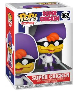 Livraison Estimée 20/05/21 Funko POP! Jeux Vintage n°962 Super Chicken