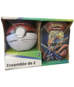 [FR] Pokémon Pokébox Zacian V + Poké Ball Tin PACK EXCLUSIF