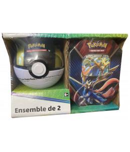 [FR] Pokémon Pokébox Zacian V + Ultra Ball Tin PACK EXCLUSIF
