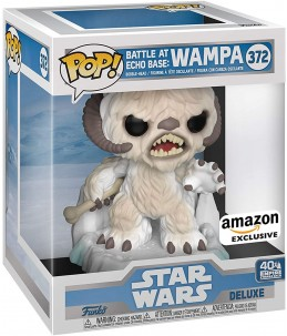 Funko POP! Star Wars n°372 Battle at Echo Base : Wampa (Amazon Exclusive) 1/6