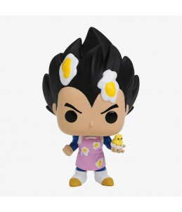 Funko POP! Dragon Ball n°849 Vegeta Cooking with Apron (Hot Topic Exclusive)