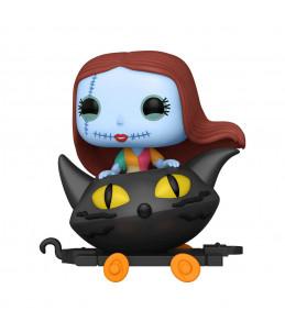 Préco Estimée 30/09/21 Funko POP! L'Etrange Noel de Monsieur Jack n°XXX Sally in cat Cart
